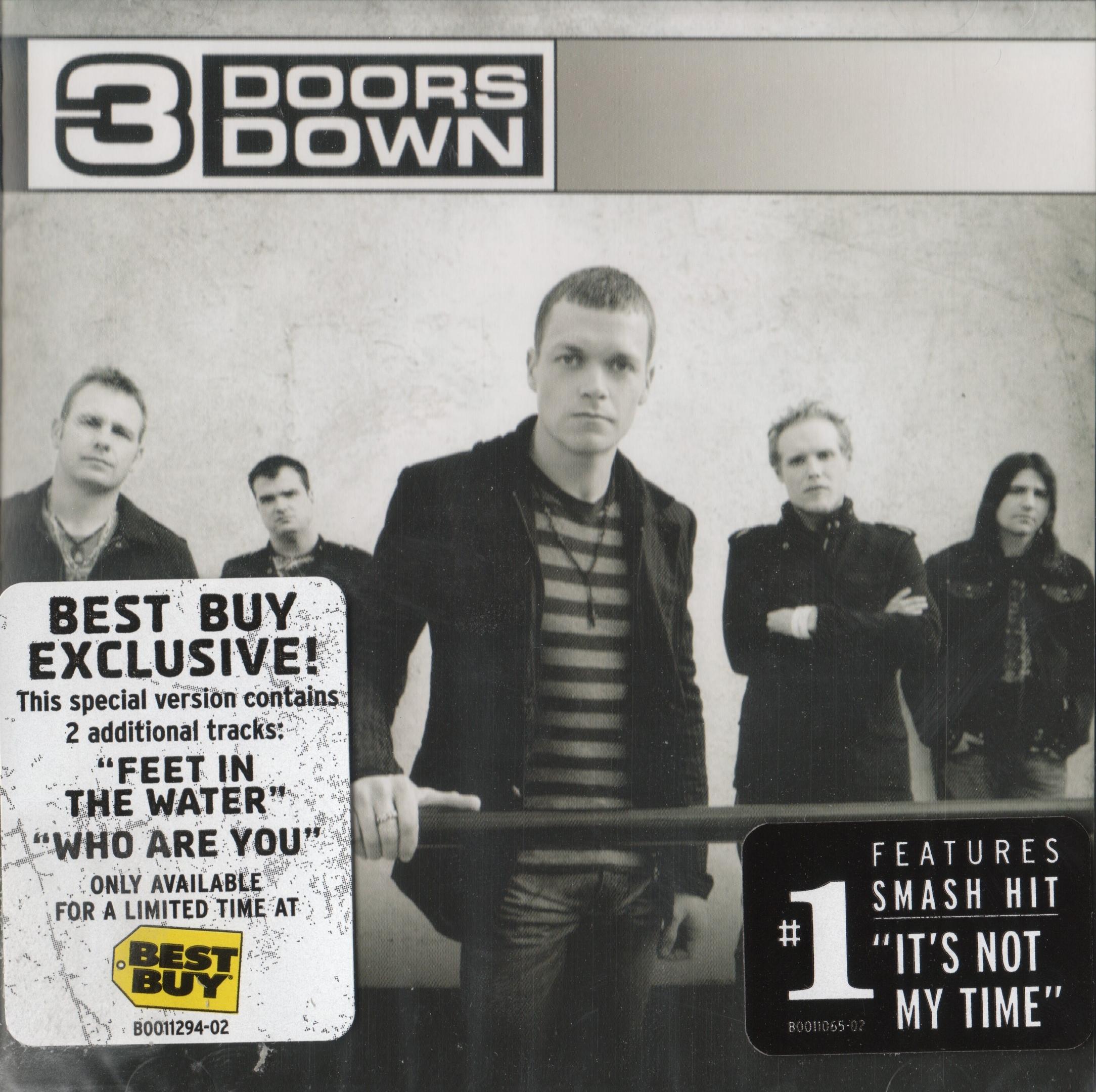 3 Doors Down - 3 Doors Down (Best Buy Edition)-cover