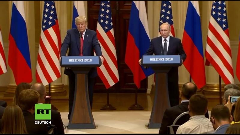 Putin: Leute wie George Soros mischen sich überall in das politische Geschehen ein - nicht wir