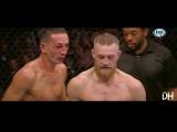 Conor McGregor vs. Max Holloway Fight Highlights || Конор Макгрегор vs Макс Холлоуэй Лучшие моменты