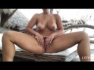 Eva lovia (tulum)[2018, solo, masturbation, big tits, beautiful girl, blog, vlog, pornstars, hd 1080p]