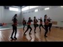 Аэробика Dance районные соревнования г Задонск
