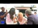 Gafe: Daniela Albuquerque chama Hebe de sebosa [RedeTV! 2011]