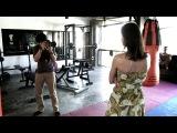 Muay Thai Combat TV ep. 5: Kem Sitsongpeenong & Sitsongpeenong Camp by Stefania Picelli
