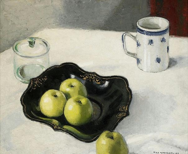 Олле Хьёртцберг (Olle Hjortzberg, 1872-1959)  шведский художник.