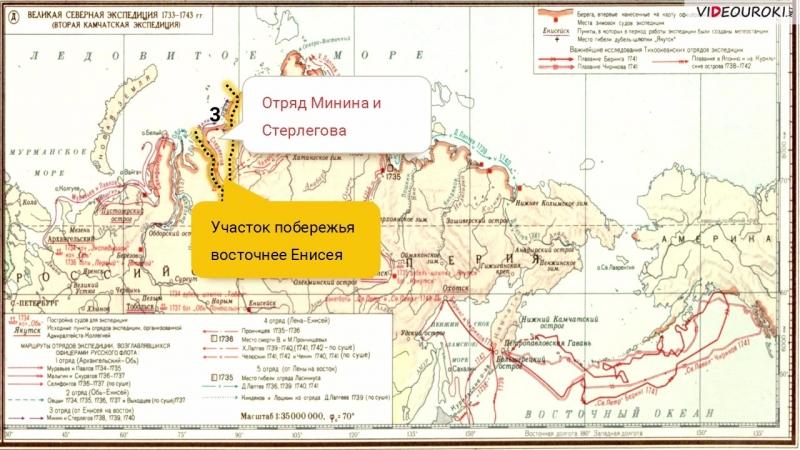 06 Географические открытия в России XVIII XIX веков