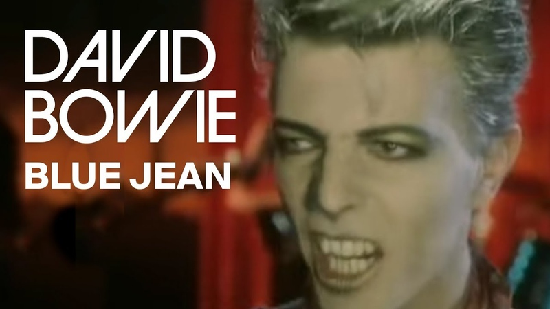 David Bowie - Blue Jean (Official Video)