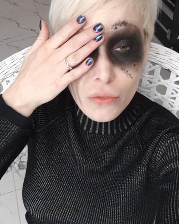 """Мария Вискунова on Instagram """"Ставь 💖 животворящий, если тушь - проказница шутила с тобой такую шутку. хэштегблядство"""""""