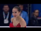 Alina ZAGITOVA  2018 Olympic Games  