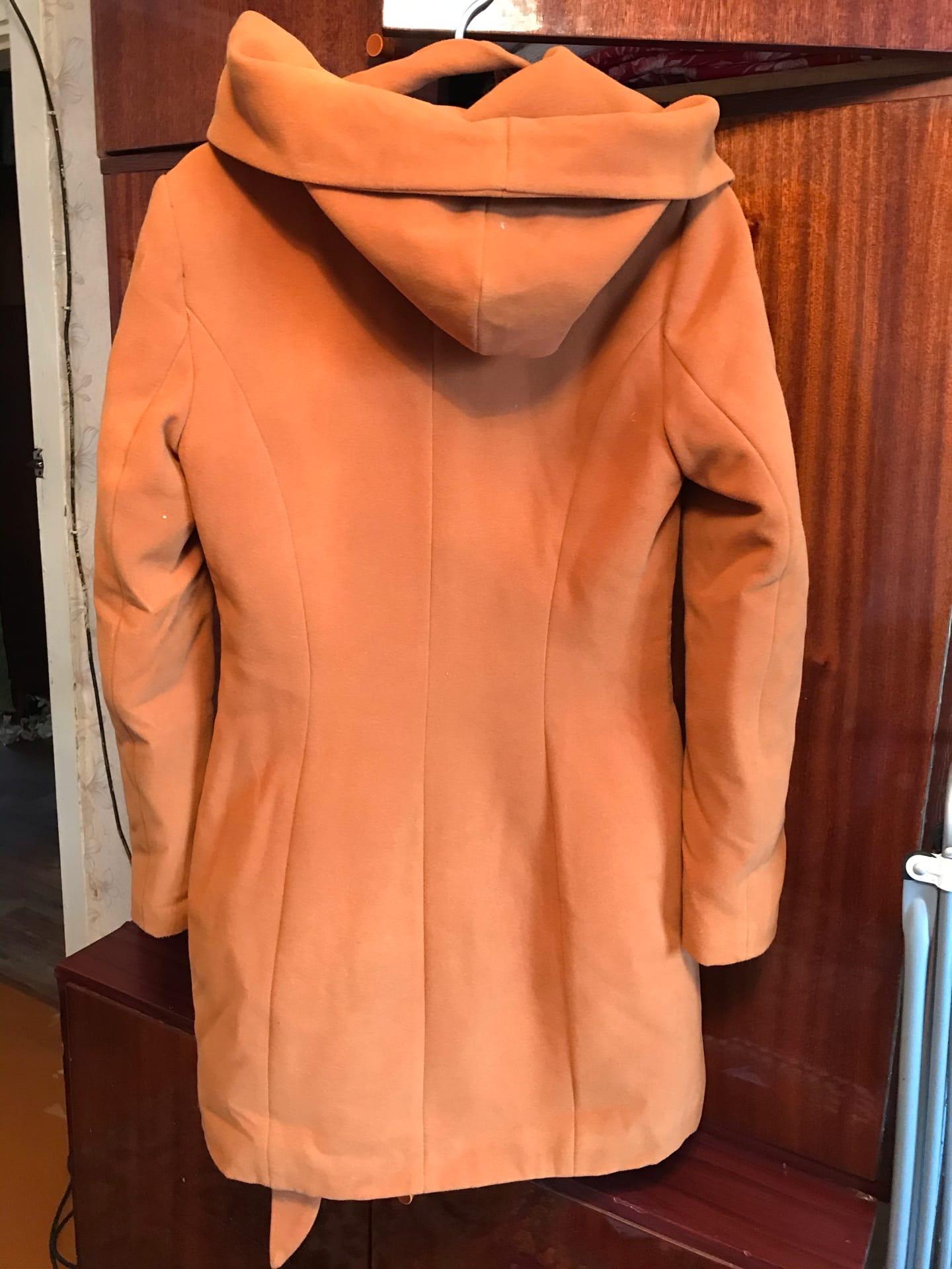 Купить новое пальто, размер 44 (М).  Цена | Объявления Орска и Новотроицка №2891