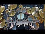 DRAGONFORCE - THROUGH THE FIRE AND FLAMES | DRUM COVER | PEDRO TINELLO