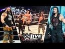 [WBSOFG] Roman Reigns Braun Strowman vs Drew Mcintyre Bobby Lashley WWE Live Event BRUSSELS 2019 Reality
