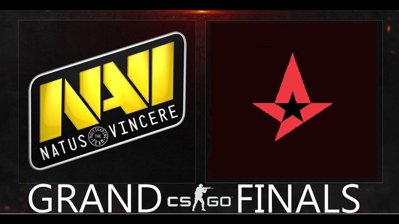 🔴LIVE   Astralis vs NaVi   Grandfinal   Dreamhack Marseille🔴