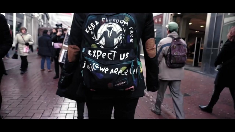 The collective Anonymous will again appear in every capital and big city around the world at a festival by lulz and the resist