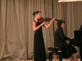 2010 Саша Карабешкина - 11лет Институт музыки им.П.И.Чайковского.Конкурс