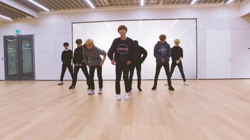 NCT DREAM GO Choreography Video @MTV Asia Spotlight
