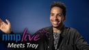NMP Live Meets Troy Magician