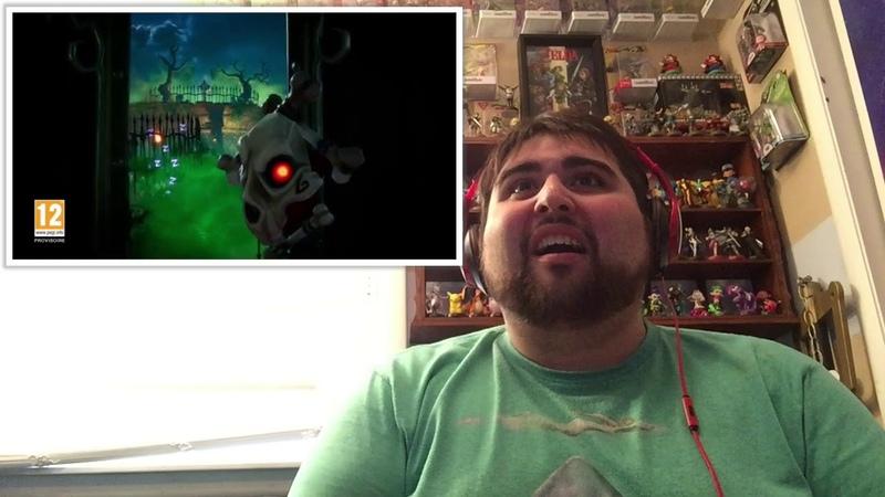 Medievil PS4 Remake Trailer Reaction