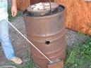 Универсальный газогенератор для обеспечения дома газом.