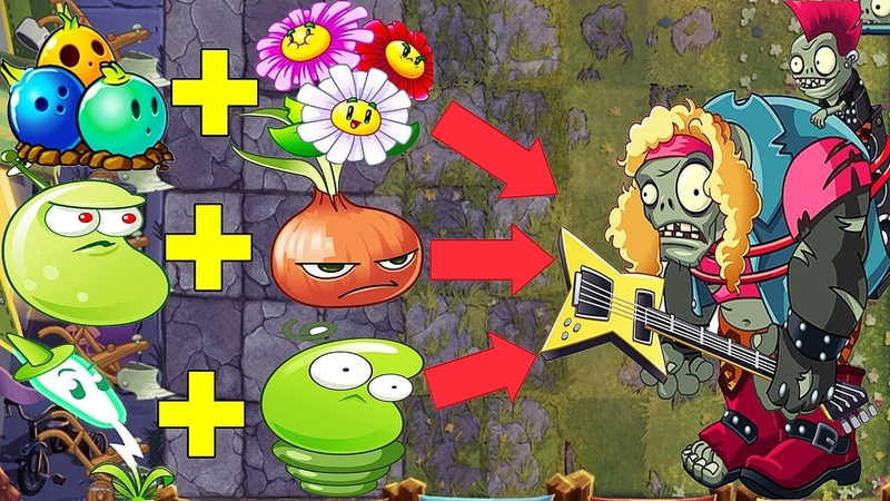 Plants vs Zombies 2 BattleZ Bowling Bulb Pvz2 Vs Dazey Chain Pvz 2 Gameplay 2019