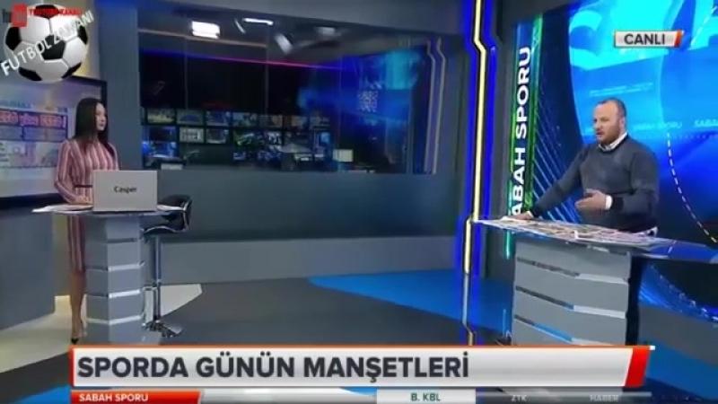 Fenerbahçe Sabah Sporu - Skartel, Arjen Robben ve Aziz Yıldırım yorumları 26 Mart 2018