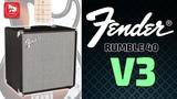 Басовый комбо FENDER RUMBLE 40 COMBO V3
