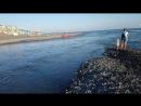 Мзымта впадает в Черное море