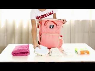 Рюкзак для мам и малышей