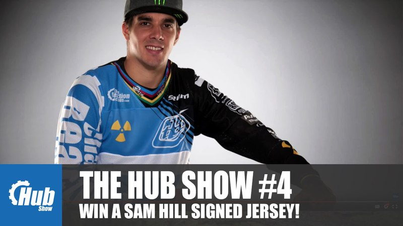 The Hub Show - 4 Sam Hill, Guy Martin win a signed jersey