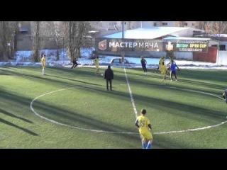 AltBier Open Cup ~1/4~ Мрiя - RedBulls United