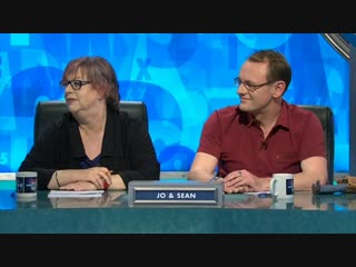 8 out of 10 Cats does Countdown S04E05 (04.07.2014)
