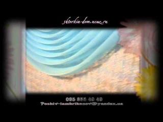видео урок - пошив штор своими руками.МК полная версия