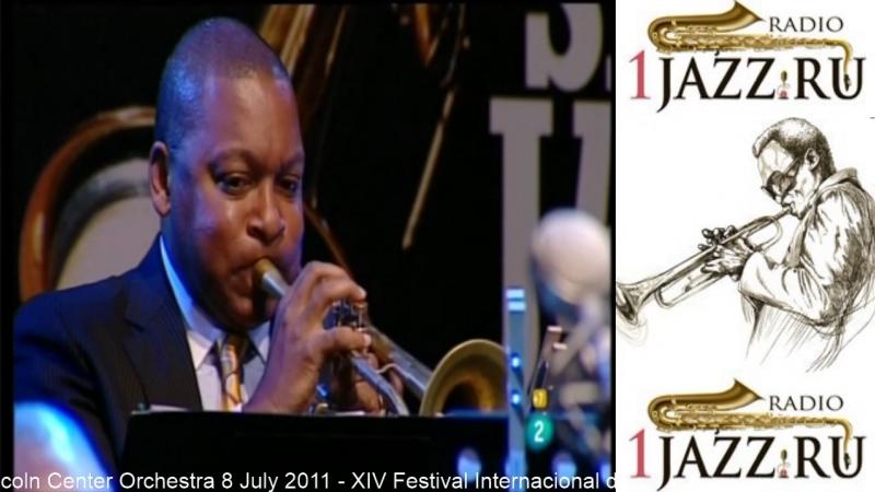Wynton Marsalis Jazz at Lincoln Center Orchestra 8 July 2011 - XIV Festival Internacional de Jazz San Javier