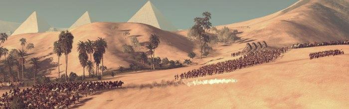 Подтверждены системные требования Total War: Rome 2 и еще новый напорамный скриншот