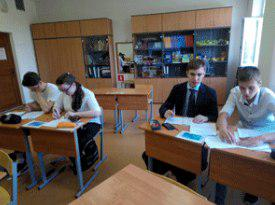 Команда школьников из Бибирева стала победительницей блиц-турнира Олимпиады мегаполисов