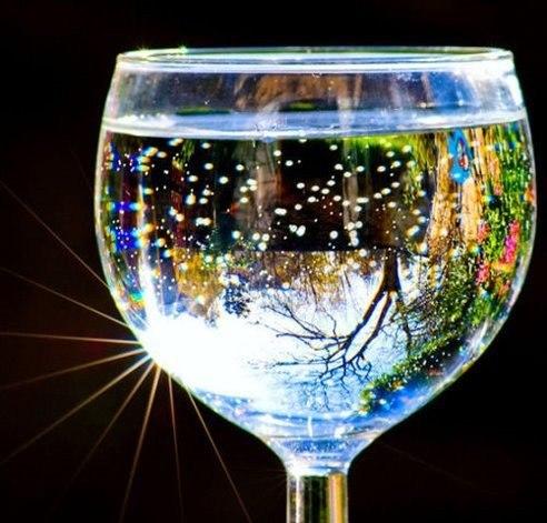 Техника «стакана воды» — все, что нужно, чтобы решить проблему!