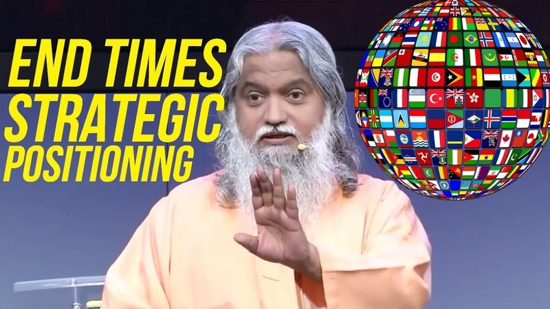 God Will Strategically Position You In Places Nations In The End Times | Sadhu Sundar Selvaraj