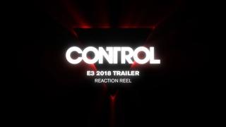 Control Reactions - E3 Trailer 2018 #Throwback