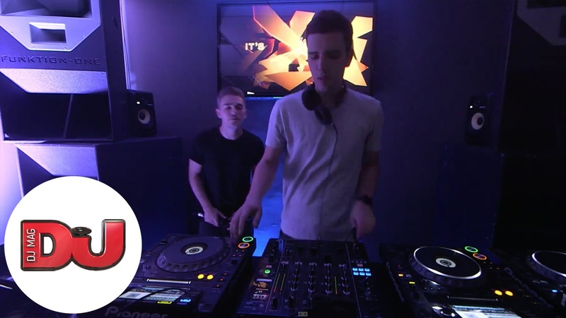 Netsky LIVE from DJ Mag HQ