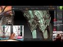 Chaos Champion Warhammer 40k. Part 18. Gloves detailing