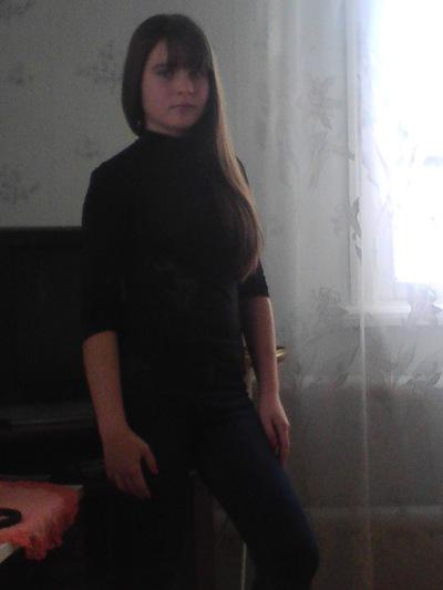 Анжелика Баранова, 18 сентября 1999, Бузулук, id200315121