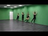 КРАСОТКИ, для Вас! Школа студия танцев в Обнинске. Уроки современных клубных танцев для девушек