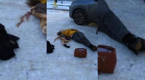 Вести.Ru: Жестокое убийство в Подмосковье попало на видео
