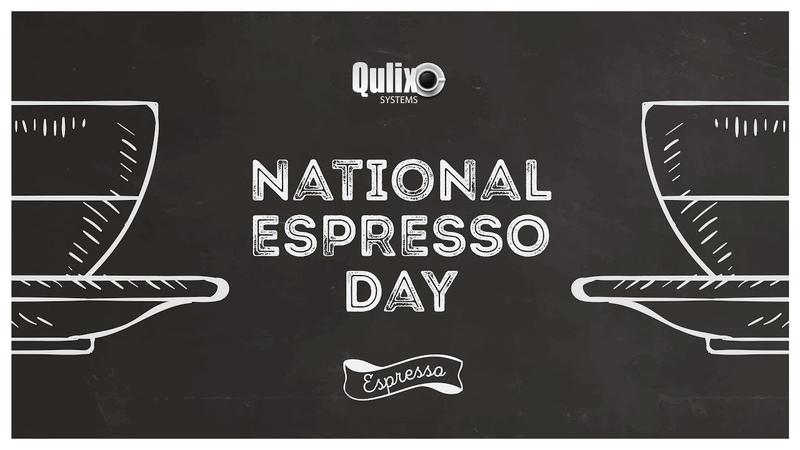 День Эспрессо - National Espresso Day at Qulix Systems