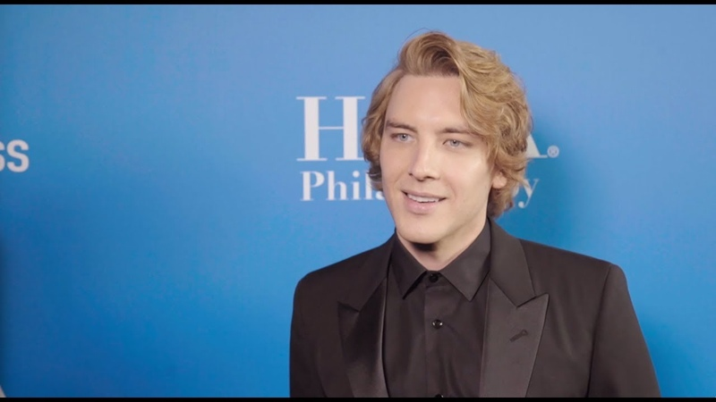 HFPA Grants Banquet 2018 Lounge: Cody Fern