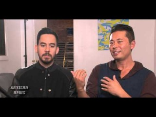 LINKIN PARK MIKE SHINODA TEAMS WITH 686 FOR MUSIC FOR RELIEF JACKET, AID TO PHILIPPINES