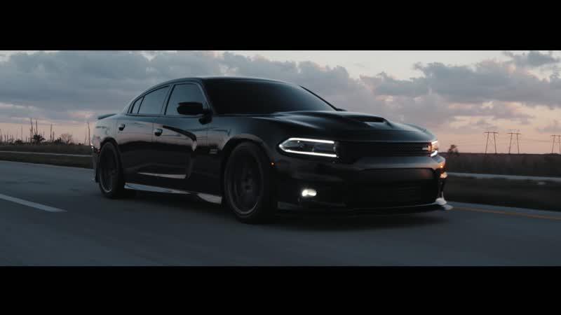 Vossen Hybrid Forged HF-3 Wheel ¦ Dodge Charger Scat Pack