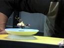 В Казани шеф-повар заставляет десерты летать