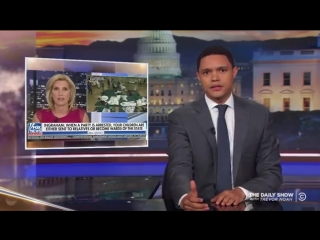 Trevor Noah: Even Trump Is Against Trump Separating Kids From Their Parents