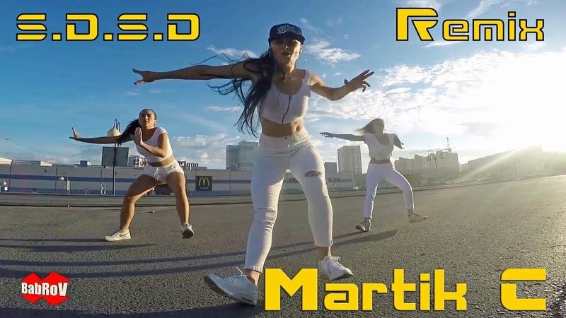 Diesel Action - S.D.S.D (Martik C Remix 2018) Instrumental music