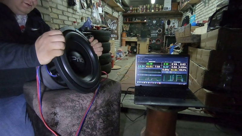 Pride MT-12 vs. Ural Cyclone 12. Краш тест, сравнение мощности. Как выбрать сабвуфер